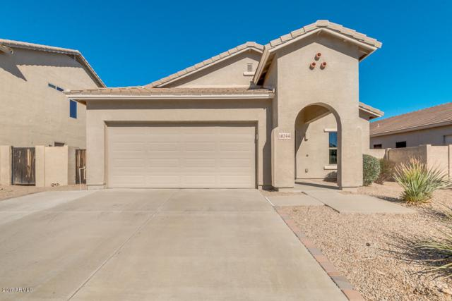 18244 E El Amancer Road, Gold Canyon, AZ 85118 (MLS #5691100) :: The Kenny Klaus Team