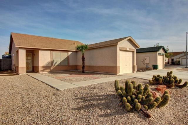 11804 W Charter Oak Road, El Mirage, AZ 85335 (MLS #5691121) :: Devor Real Estate Associates
