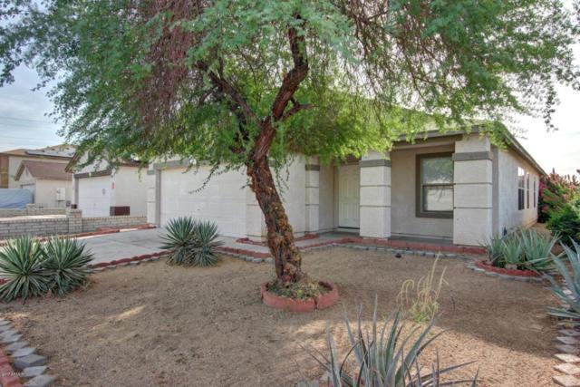 11529 W Scotts Drive, El Mirage, AZ 85335 (MLS #5691141) :: Devor Real Estate Associates