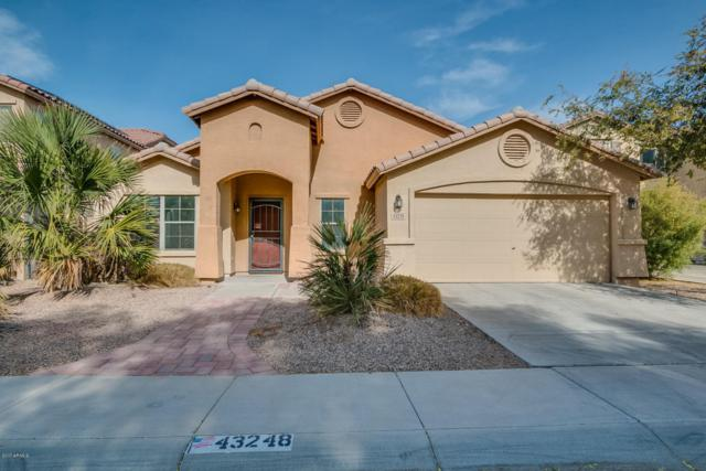 43248 W Wallner Drive, Maricopa, AZ 85138 (MLS #5691152) :: The Everest Team at My Home Group