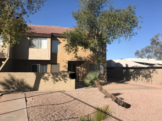 2121 S Pennington Street #16, Mesa, AZ 85202 (MLS #5691214) :: The Kenny Klaus Team