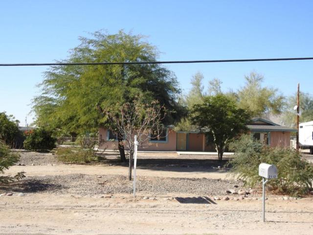2112 N 200TH Avenue, Buckeye, AZ 85396 (MLS #5691266) :: Devor Real Estate Associates