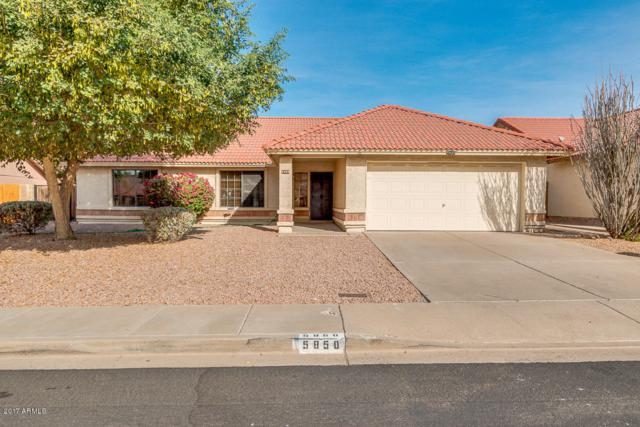 5850 E Ellis Street, Mesa, AZ 85205 (MLS #5691303) :: The Kenny Klaus Team