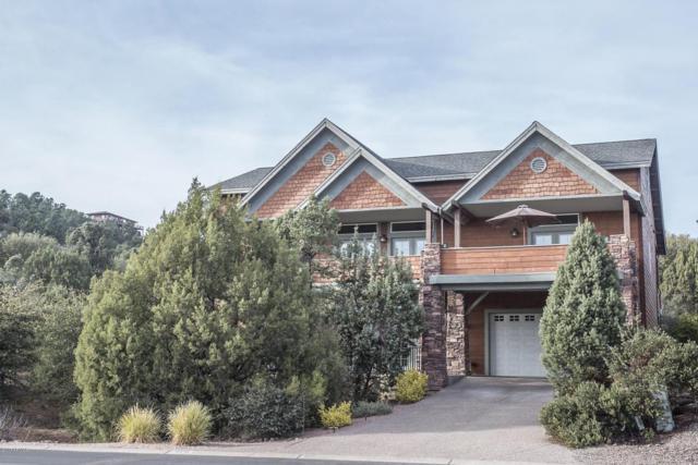 606 W Sherwood Drive, Payson, AZ 85541 (MLS #5691304) :: Devor Real Estate Associates