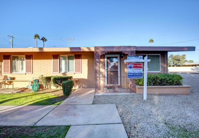 10568 W Oakmont Drive, Sun City, AZ 85351 (MLS #5691316) :: Devor Real Estate Associates