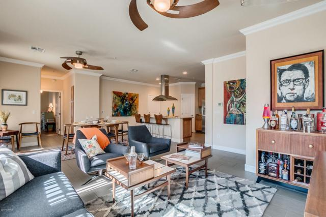 10757 N 74TH Street #1008, Scottsdale, AZ 85260 (MLS #5691330) :: The Everest Team at My Home Group