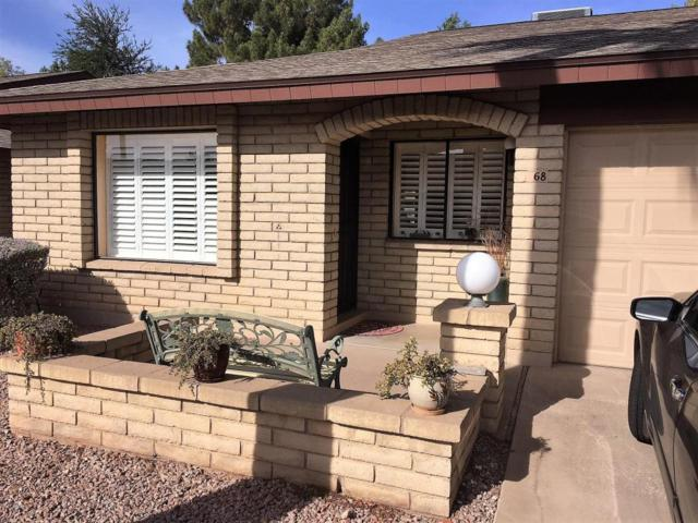 2064 S Farnsworth Drive #68, Mesa, AZ 85209 (MLS #5691360) :: The Everest Team at My Home Group
