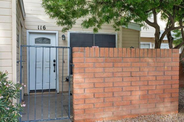 625 S Westwood Street #116, Mesa, AZ 85210 (MLS #5691365) :: The Everest Team at My Home Group