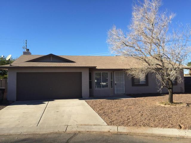820 W Hess Avenue, Coolidge, AZ 85128 (MLS #5692233) :: Yost Realty Group at RE/MAX Casa Grande