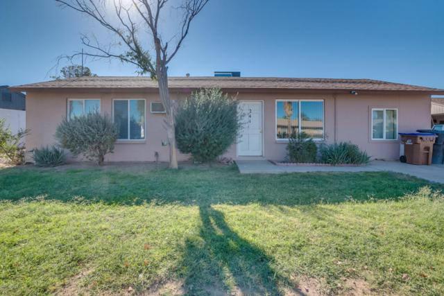 241 E Walton Avenue, Coolidge, AZ 85128 (MLS #5692244) :: Yost Realty Group at RE/MAX Casa Grande