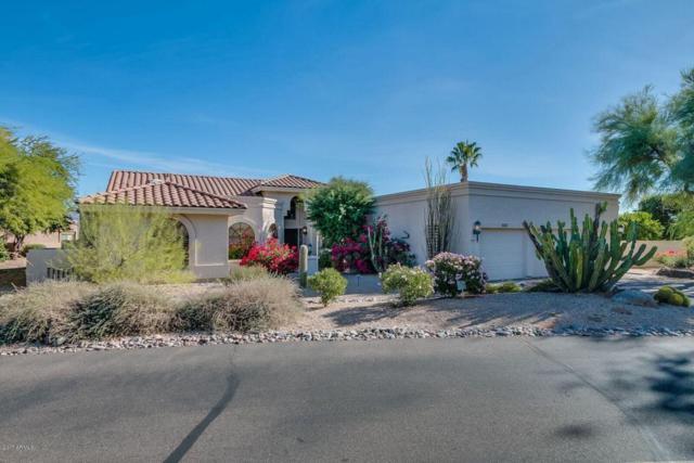 18942 E Mountainaire Drive, Rio Verde, AZ 85263 (MLS #5693073) :: Kelly Cook Real Estate Group