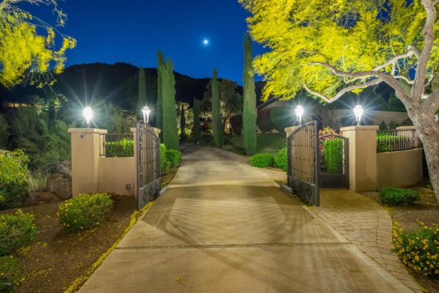 7818 N Sherri Lane, Paradise Valley, AZ 85253 (MLS #5693220) :: The Wehner Group