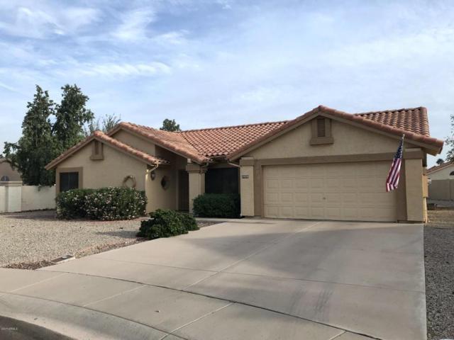 19825 N 94TH Lane, Peoria, AZ 85382 (MLS #5694166) :: Desert Home Premier