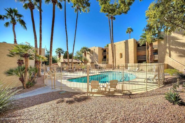 4950 N Miller Road #120, Scottsdale, AZ 85251 (MLS #5694422) :: Cambridge Properties