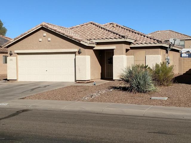 634 W Jahns Court, Casa Grande, AZ 85122 (MLS #5694577) :: Yost Realty Group at RE/MAX Casa Grande