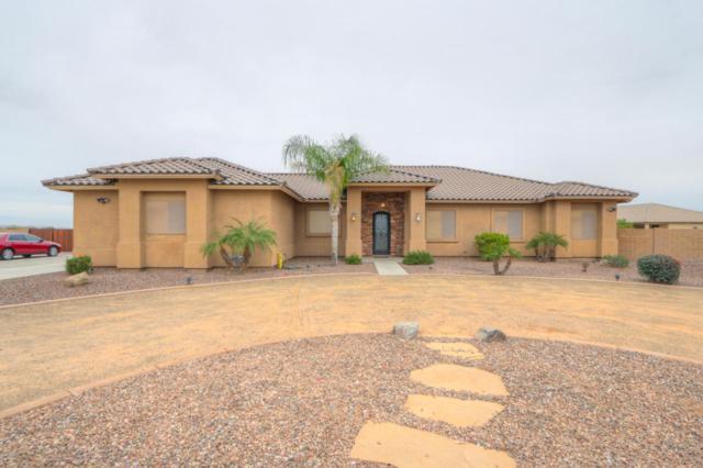 6786 W Appaloosa Trail, Coolidge, AZ 85128 (MLS #5694656) :: Yost Realty Group at RE/MAX Casa Grande