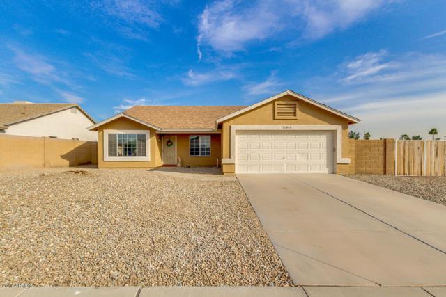 17949 N 143RD Drive, Surprise, AZ 85374 (MLS #5694695) :: Brett Tanner Home Selling Team
