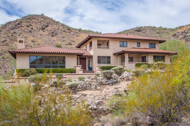 8151 N Charles Drive, Paradise Valley, AZ 85253 (MLS #5694698) :: Lux Home Group at  Keller Williams Realty Phoenix
