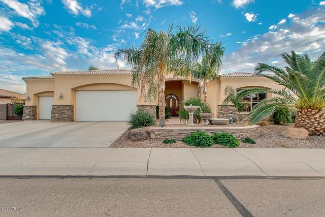 137 W Crimson Sky Court, Casa Grande, AZ 85122 (MLS #5694823) :: Yost Realty Group at RE/MAX Casa Grande