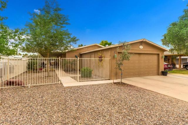 527 W Verde Lane, Coolidge, AZ 85128 (MLS #5694848) :: Yost Realty Group at RE/MAX Casa Grande