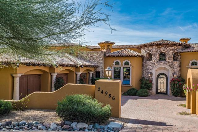 24986 N 107TH Place, Scottsdale, AZ 85255 (MLS #5694977) :: Lifestyle Partners Team