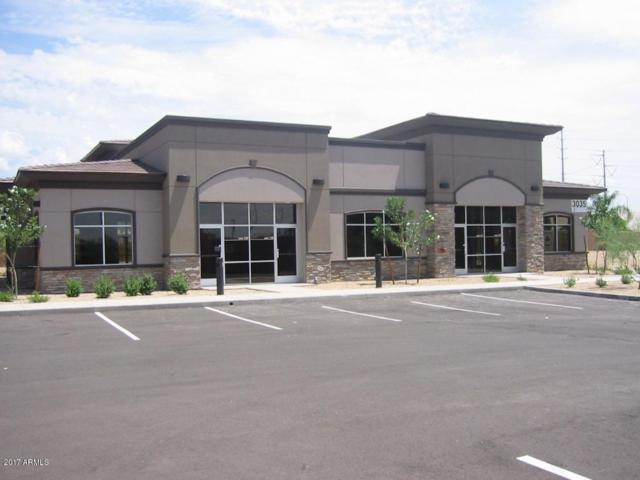 3035 S Ellsworth Road #110, Mesa, AZ 85212 (MLS #5695261) :: The Daniel Montez Real Estate Group
