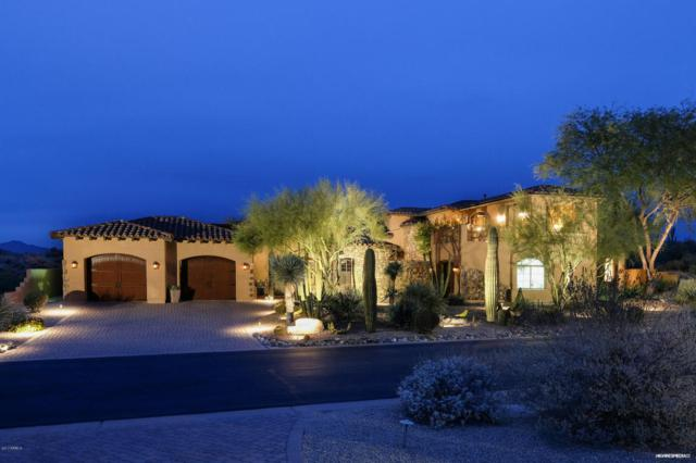 10822 E Troon North Drive, Scottsdale, AZ 85262 (MLS #5695661) :: Lucido Agency