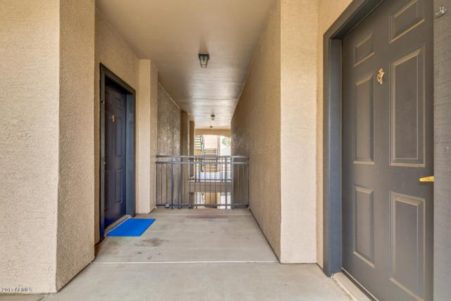 5345 E Van Buren Street #203, Phoenix, AZ 85008 (MLS #5695868) :: Private Client Team