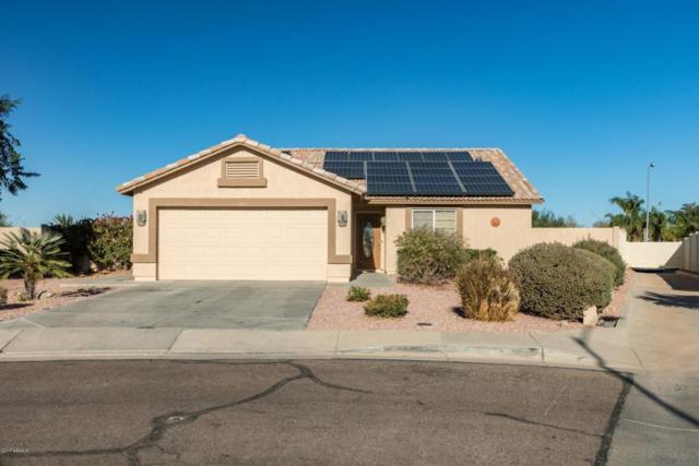 10672 W Ross Avenue, Peoria, AZ 85382 (MLS #5696250) :: Desert Home Premier