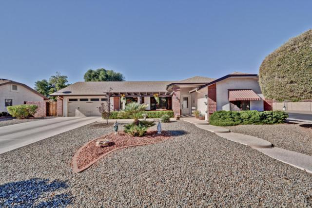 17822 N 136TH Drive, Sun City West, AZ 85375 (MLS #5696567) :: Kelly Cook Real Estate Group