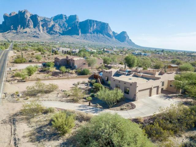 4947 E Mining Camp Street, Apache Junction, AZ 85119 (MLS #5696594) :: Yost Realty Group at RE/MAX Casa Grande