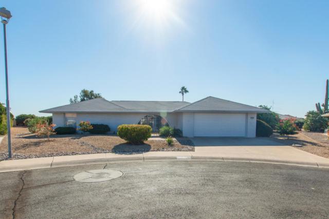 17805 N Conquistador Drive, Sun City West, AZ 85375 (MLS #5696609) :: Kelly Cook Real Estate Group