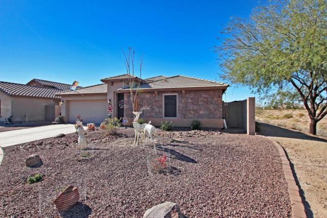 2462 S 255TH Drive, Buckeye, AZ 85326 (MLS #5696626) :: Kelly Cook Real Estate Group