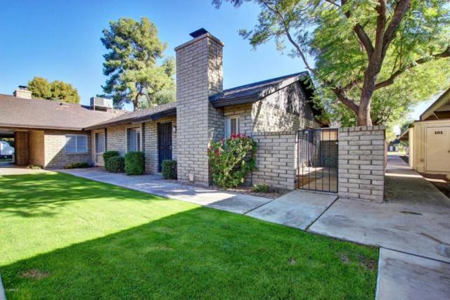 23 W Loma Vista Drive #103, Tempe, AZ 85282 (MLS #5696681) :: Kelly Cook Real Estate Group