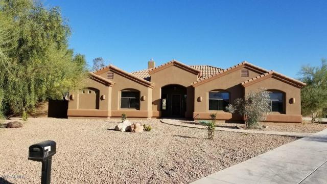 11423 S 195TH Drive, Buckeye, AZ 85326 (MLS #5696761) :: Kelly Cook Real Estate Group