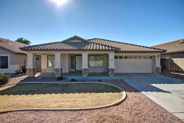 335 E Embassy Drive, San Tan Valley, AZ 85143 (MLS #5696783) :: Power Realty Group Model Home Center