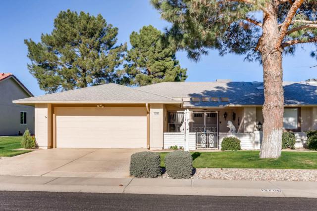 12706 W Castle Rock Drive, Sun City West, AZ 85375 (MLS #5696807) :: Kelly Cook Real Estate Group