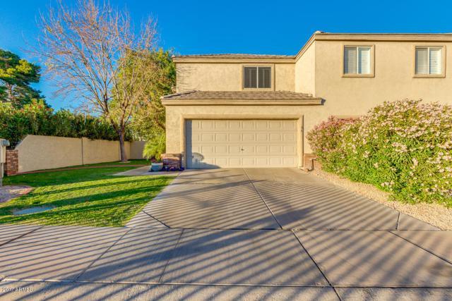 4301 N 21ST Street #65, Phoenix, AZ 85016 (MLS #5696846) :: Jablonski Real Estate Group