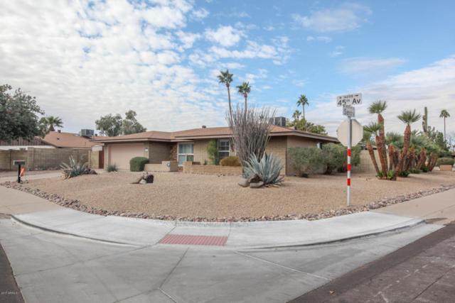 4501 W Sandra Terrace, Glendale, AZ 85306 (MLS #5696926) :: Occasio Realty