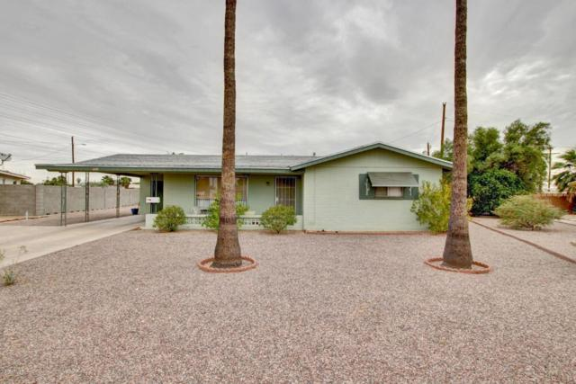 323 N 55TH Street, Mesa, AZ 85205 (MLS #5696933) :: Kortright Group - West USA Realty