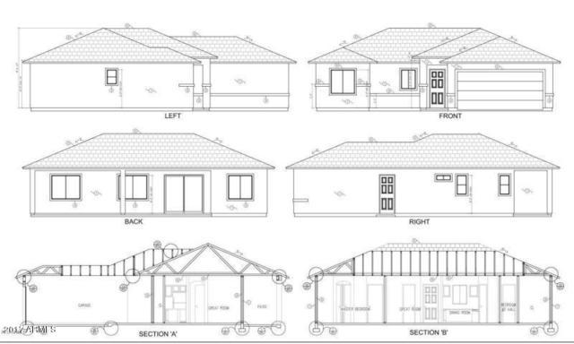 11189 W Loma Vista Drive, Arizona City, AZ 85123 (MLS #5696962) :: Yost Realty Group at RE/MAX Casa Grande