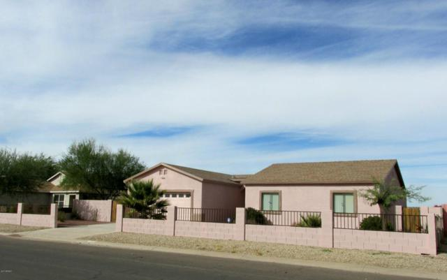 11502 W Carousel Drive, Arizona City, AZ 85123 (MLS #5697167) :: Yost Realty Group at RE/MAX Casa Grande