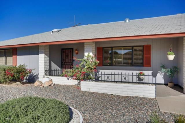 17233 N 126TH Avenue, Sun City West, AZ 85375 (MLS #5697191) :: Kelly Cook Real Estate Group