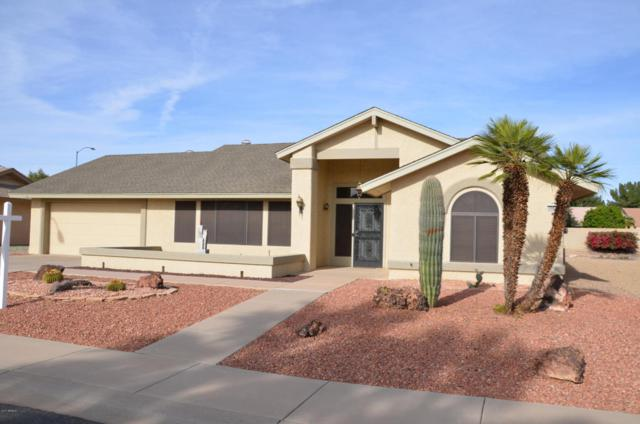 20850 N Gable Hill Drive, Sun City West, AZ 85375 (MLS #5697276) :: Kelly Cook Real Estate Group