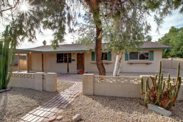3414 N Navajo Trail, Scottsdale, AZ 85251 (MLS #5697309) :: Kelly Cook Real Estate Group