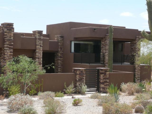 5365 E Prickley Pear Road, Cave Creek, AZ 85331 (MLS #5697320) :: Occasio Realty