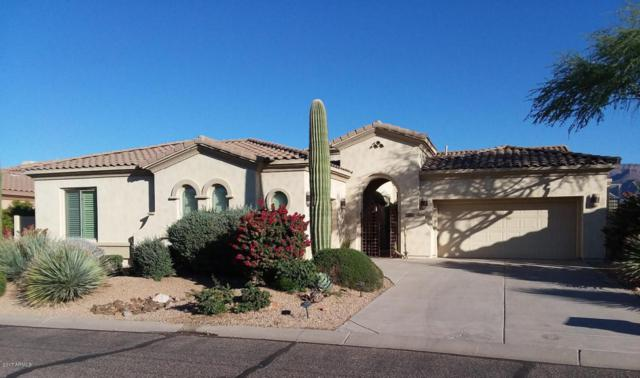 7454 E Cliff Rose Trail, Gold Canyon, AZ 85118 (MLS #5697393) :: The Kenny Klaus Team