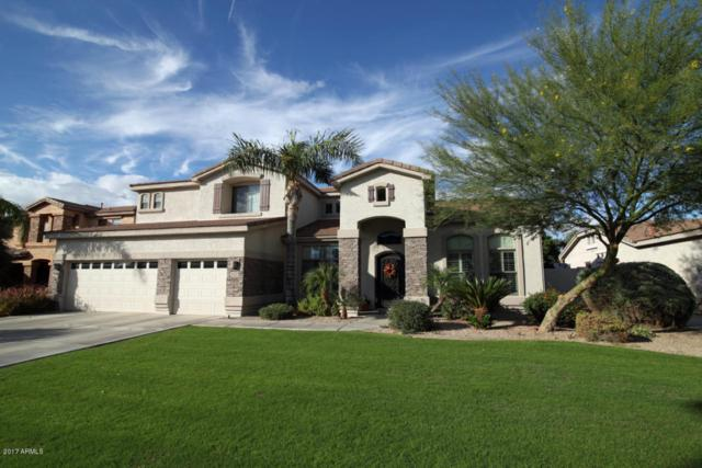 360 E Frances Lane, Gilbert, AZ 85295 (MLS #5697420) :: Jablonski Real Estate Group