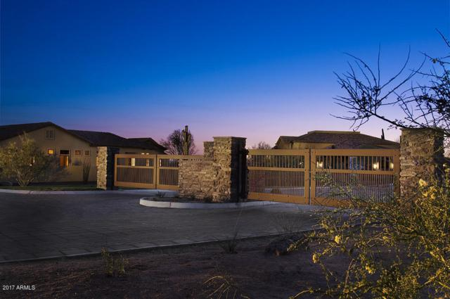 2243 N Estates Circle, Mesa, AZ 85207 (MLS #5697541) :: Power Realty Group Model Home Center