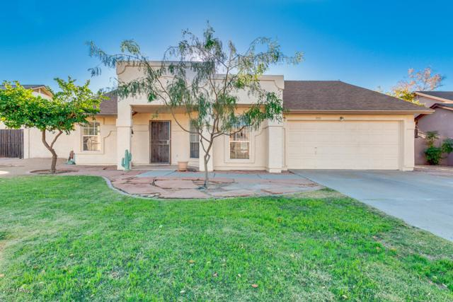 4865 E Halifax Street, Mesa, AZ 85205 (MLS #5697544) :: Power Realty Group Model Home Center